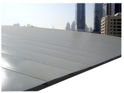 Couverture pour toit faible pente